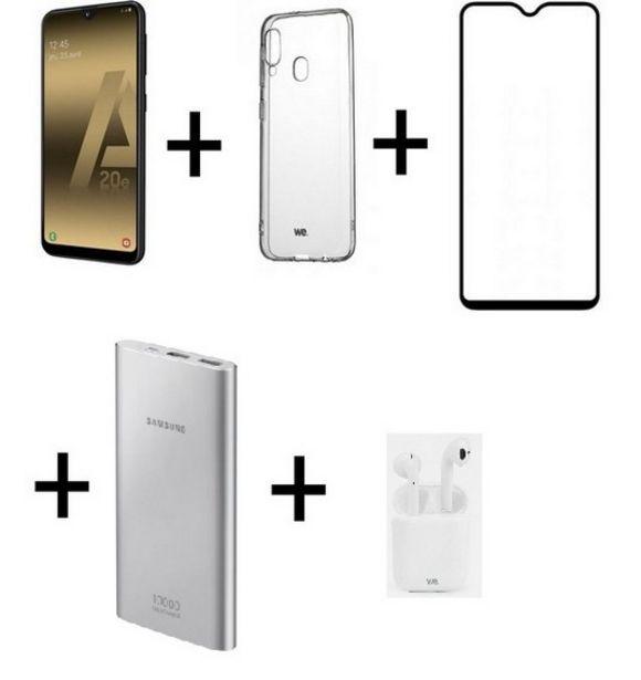 Smartphone Samsung GALA20BUN03 offre à 299€