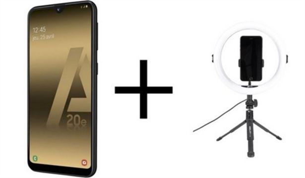 Smartphone Samsung GALA20BUN04 offre à 229€