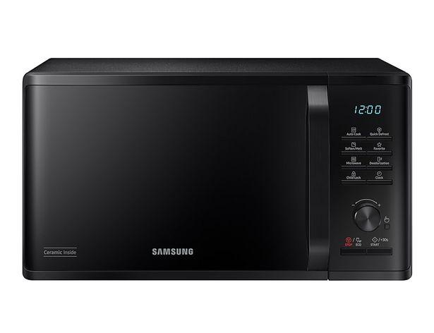 Micro-ondes Samsung MS23K3515AK offre à 119€