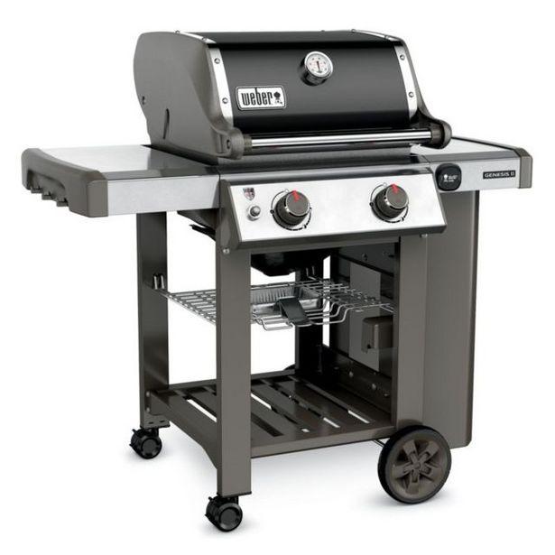Weber - barbecue à gaz sur pieds 2 feux 7640w - 60010153 offre à 821,87€