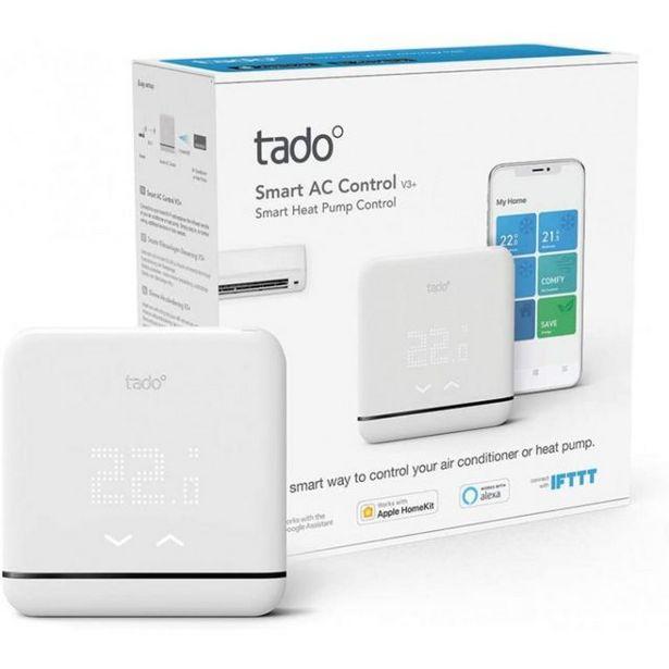 Tado interface de contrôle climatiseurs offre à 102,96€
