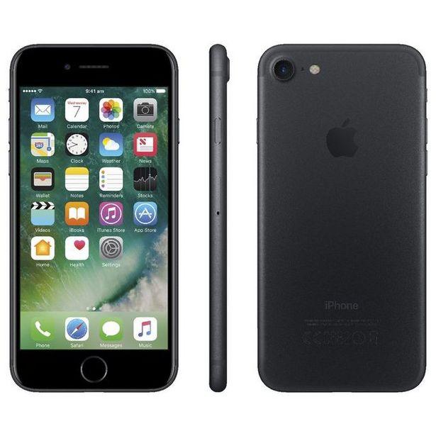 IPhone 7 - 128 Go - Noir - Reconditionné offre à 204€