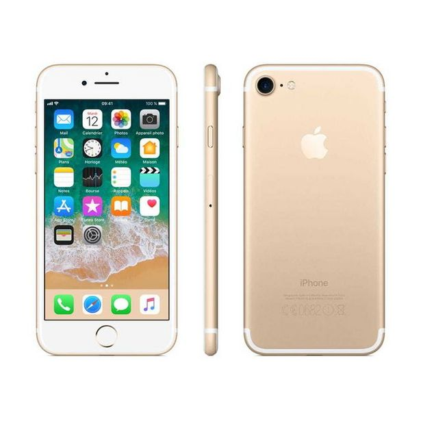 IPhone 7 - 32 Go - MN902ZD/A - Or offre à 251,99€