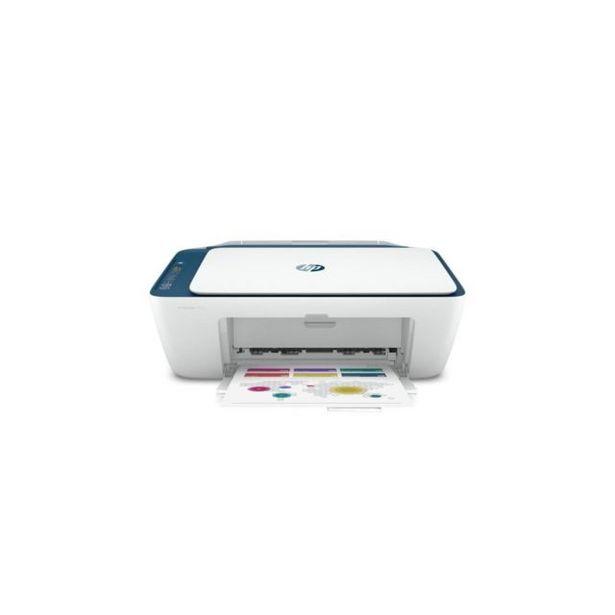 Imprimante Tout En 1 - Hp Deskjet 2721 - Eligible Instant Ink - 2 Mois Dessai(...) offre à 93,94€