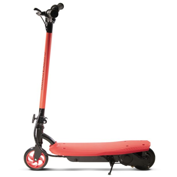 Trottinette électrique Enfant Piki T2EN, Pliable et légère - 120 W - Rouge offre à 139,9€