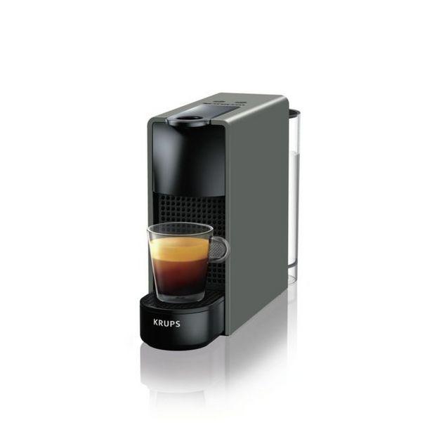 Cafetière Nespresso Essenza Mini XN1108 Gris intense offre à 89,99€