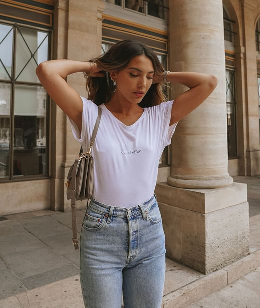 """WENDY T-shirt """"Out of office"""" offre à 30€"""