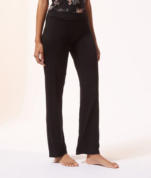 AMELIA Pantalon fluide taille haute offre à 22,9€