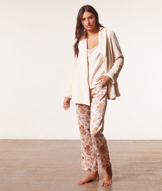 Pyjama 3 pièces offre à 55€