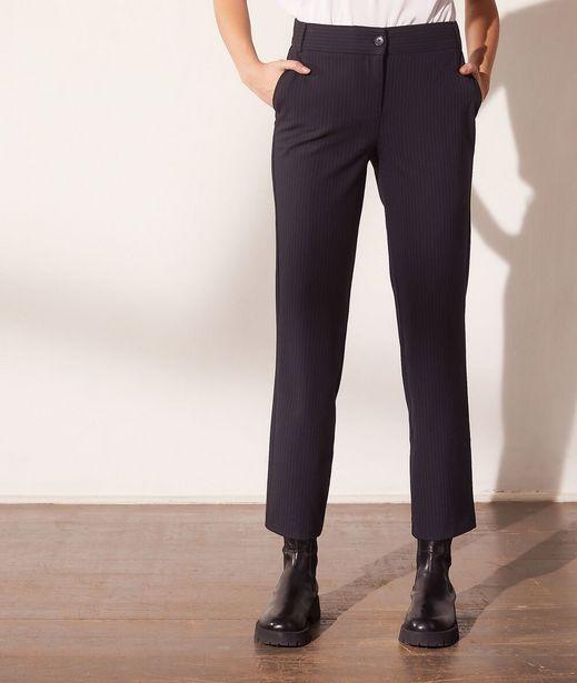 RAPHAEL Pantalon à rayures 7/8 offre à 22,49€