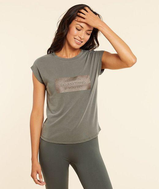 AARON T-shirt manches courtes offre à 25,99€