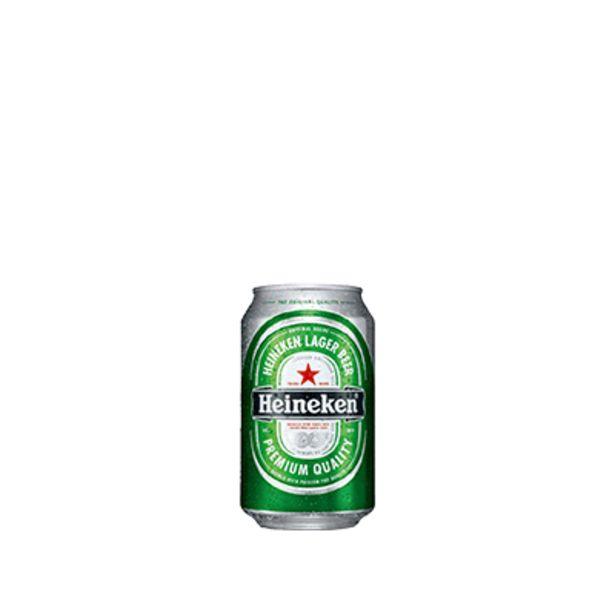 Bière Heineken 33cl offre à 3,7€