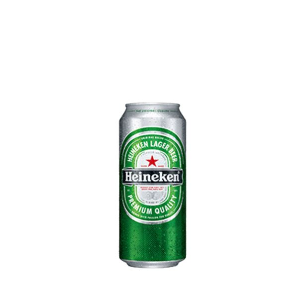 Bière Heineken 50cl offre à 4,9€