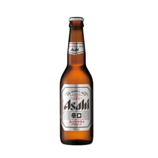 Bière Asahi 33cl bouteille offre à 3,9€