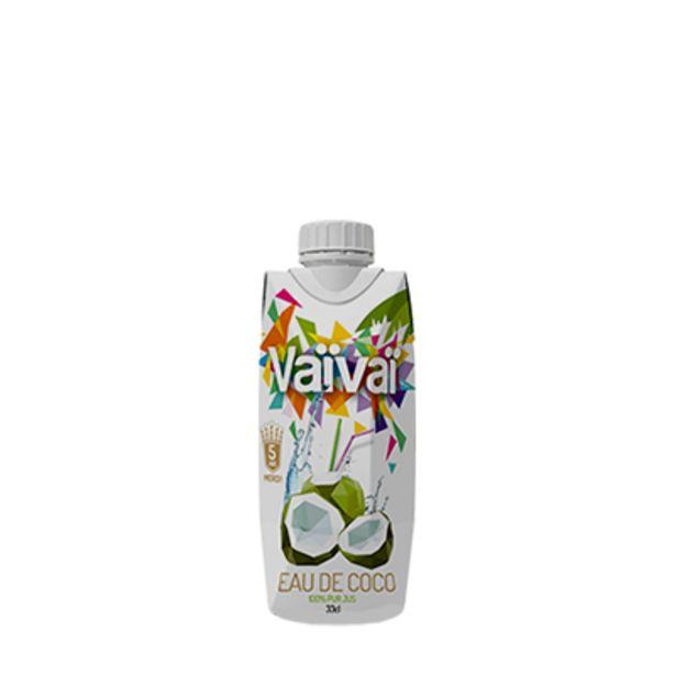 Eau de coco VaïVaï offre à 3,5€