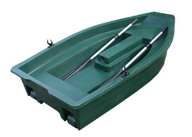 Barque de pêche avec dames de nage - longueur 2,30m offre à 599€