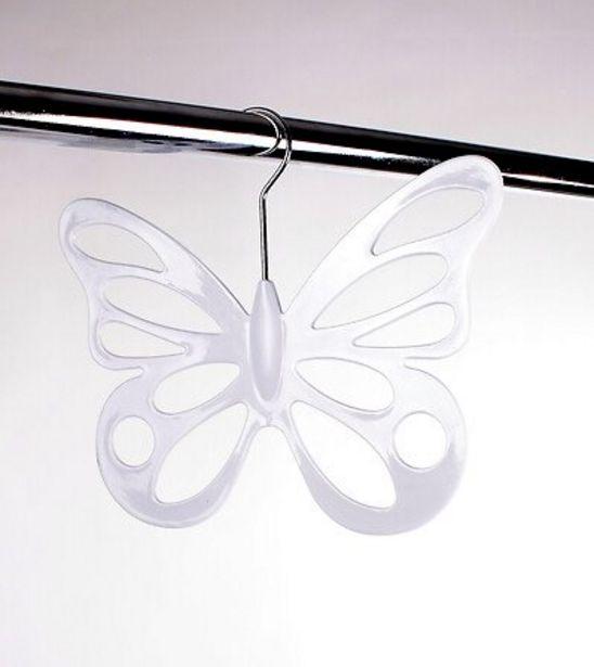 Cintre papillon pour foulards/ceintures offre à 2,95€