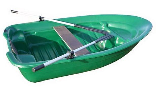 Barque de pêche avec dames de nage - longueur 2,50m offre à 899€