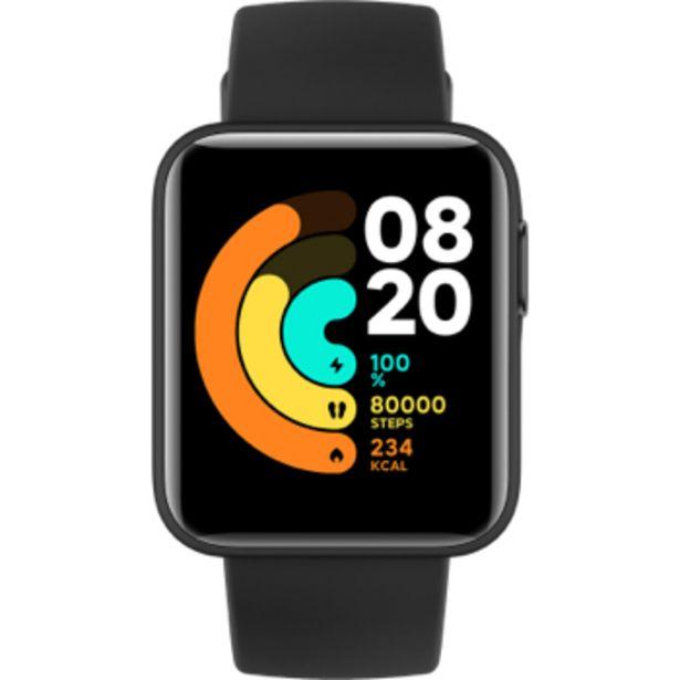 Montre Xiaomi Mi Watch Lite noir offre à 49,99€