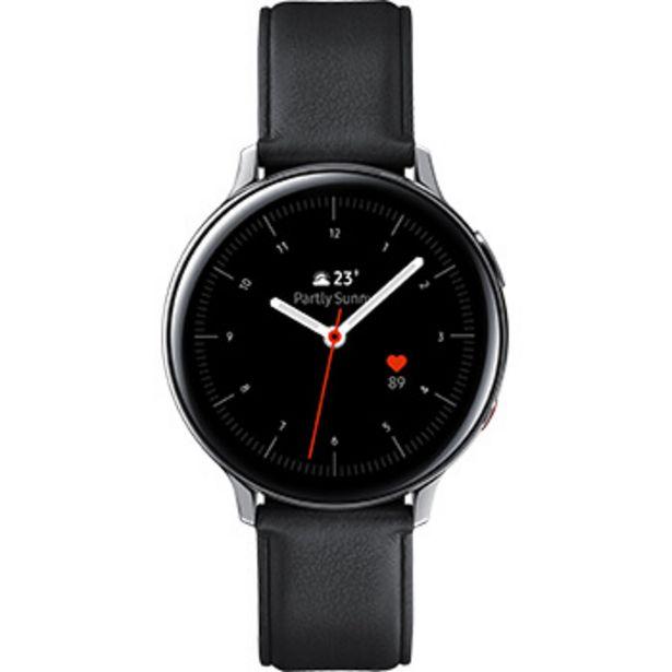 Samsung Galaxy Watch Active2 4G 40 mm Acier Argent glacier offre à 449€