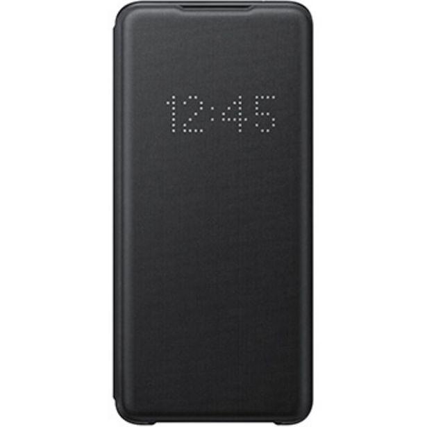 Etui Led view noir Samsung Galaxy S20 Ultra offre à 49,99€