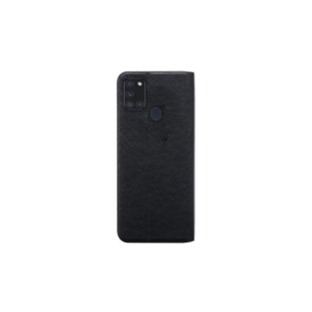 Etui Folio noir pour Samsung Galaxy A21s offre à 14,99€