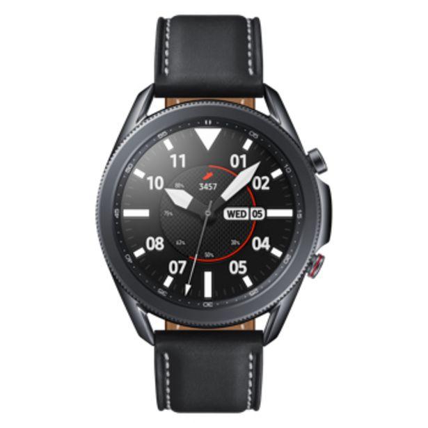 Samsung Galaxy Watch3 45mm 4G noir mystique offre à 319€