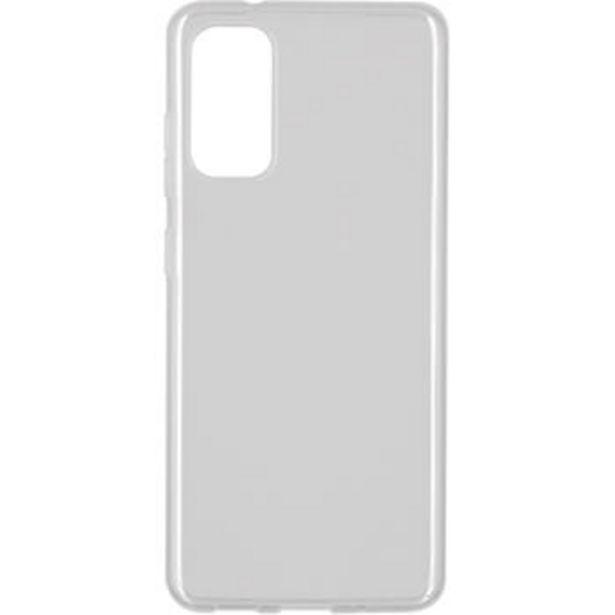 Coque souple transparente pour Samsung Galaxy S20 offre à 9,99€
