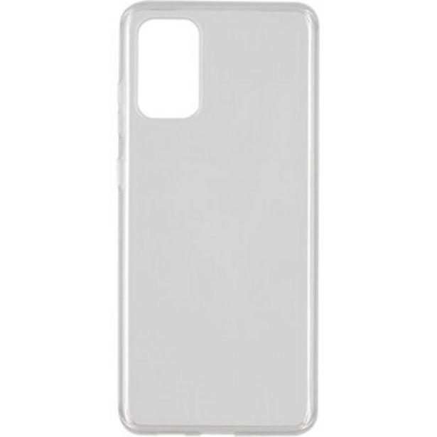 Coque souple transparente pour Samsung Galaxy S20+ offre à 9,99€
