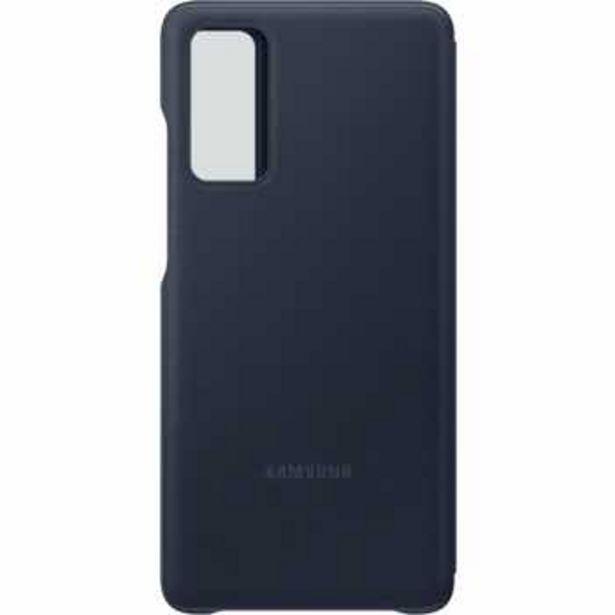 Etui Clear View bleu pour Samsung Galaxy S20 FE offre à 44,99€