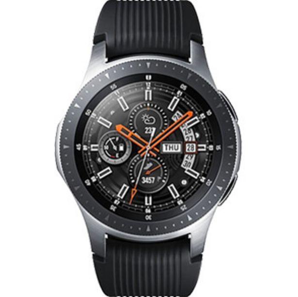 Montre Samsung Galaxy Watch 46 mm Gris acier offre à 229€