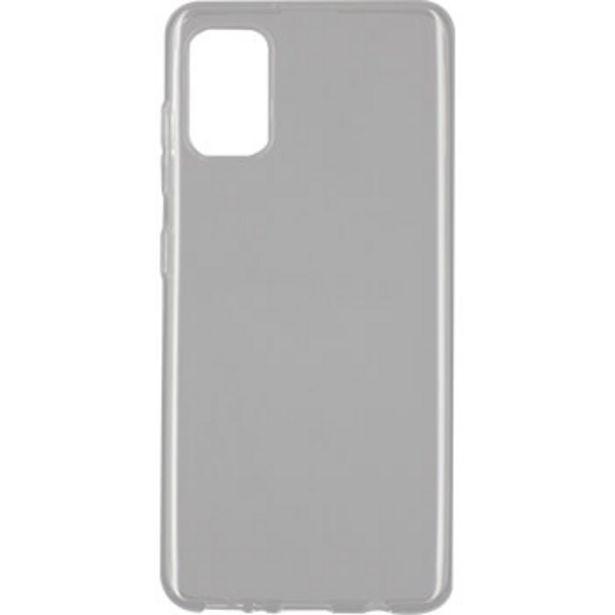 Coque transparente pour Samsung Galaxy A41 offre à 9,99€