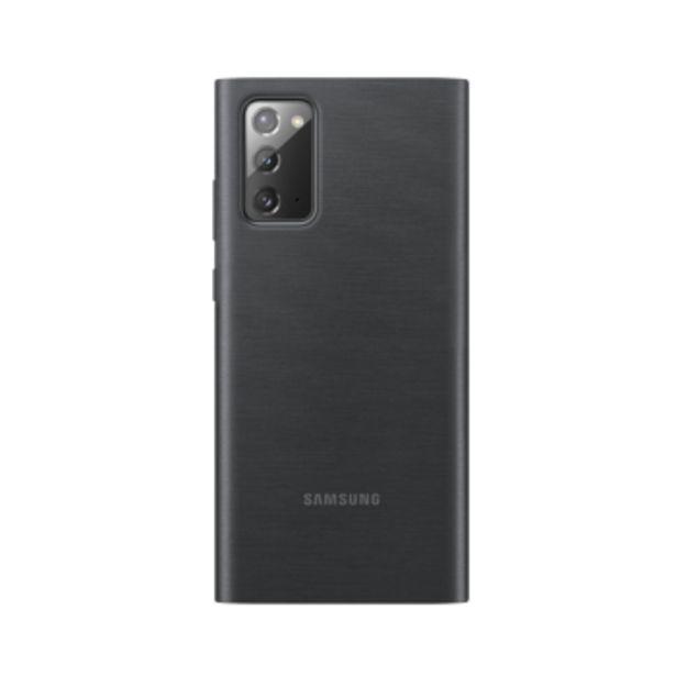 Etui Led View noir pour Samsung Galaxy Note20 offre à 49,99€