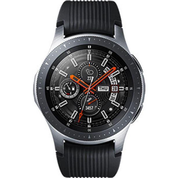 Montre Samsung Galaxy Watch eSIM 4G 46 mm Gris acier offre à 269€