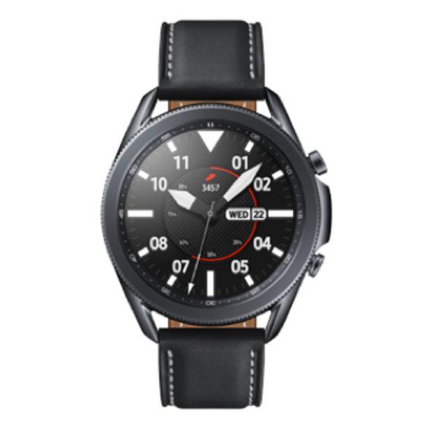 Samsung Galaxy Watch3 45mm Bluetooth noir mystique offre à 299,99€