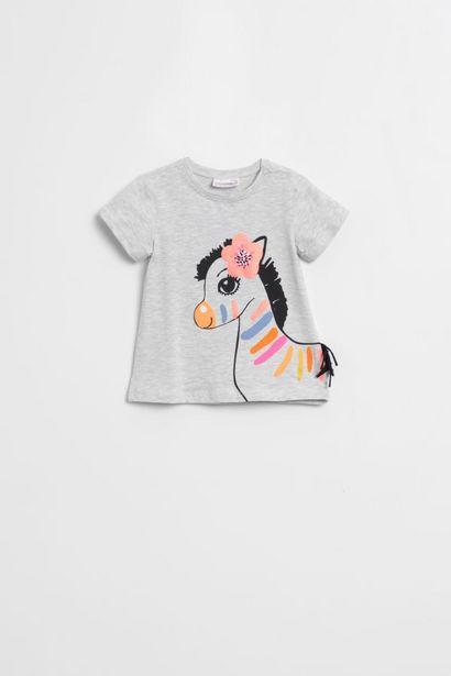T-shirt ZEBRE offre à 6,9€