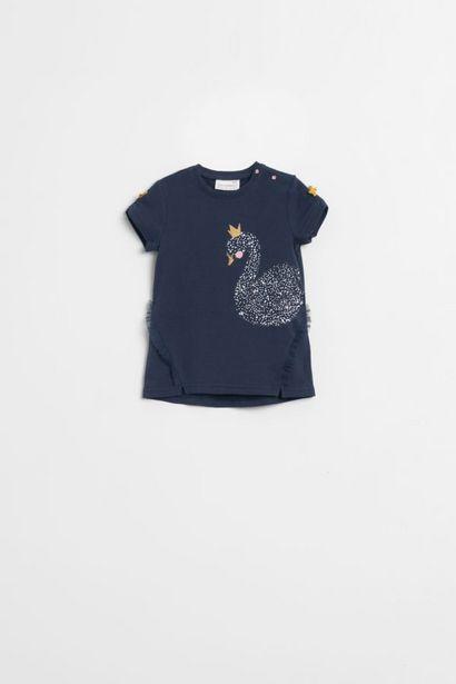 T-Shirt SWAN offre à 4,9€