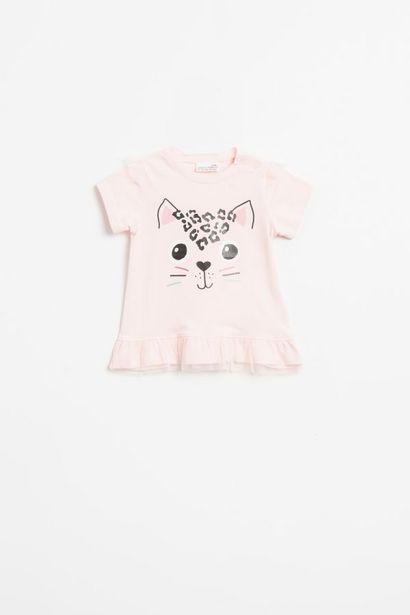 T-Shirt KITTY offre à 4,9€