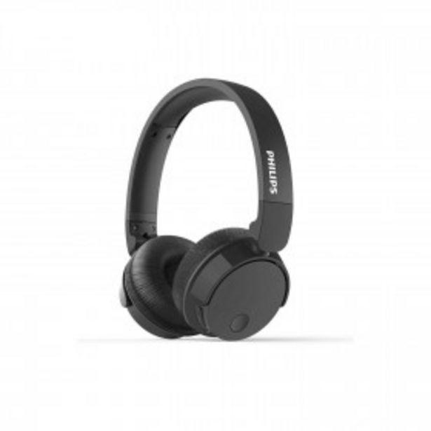 PHILIPS Casque audio sans fil - TABH305BK/00 - Noir PHILIPS offre à 49,99€
