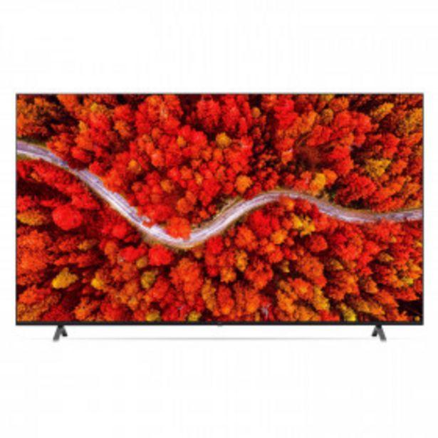 """LG TV LED 4K UHD 82"""" 207 cm - 82UP8000 - Noir LG offre à 1499€"""