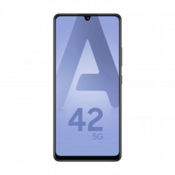 SAMSUNG Smartphone Galaxy A42 - 128 Go - Noir SAMSUNG offre à 299€