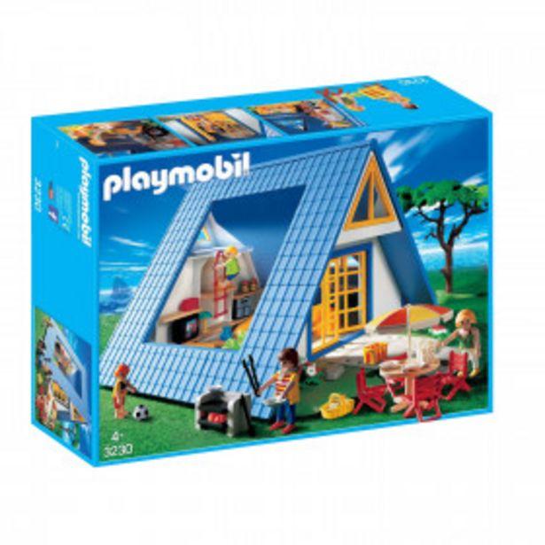 PLAYMOBIL Jouet Famille Maison de Vacances PLAYMOBIL offre à 49,9€