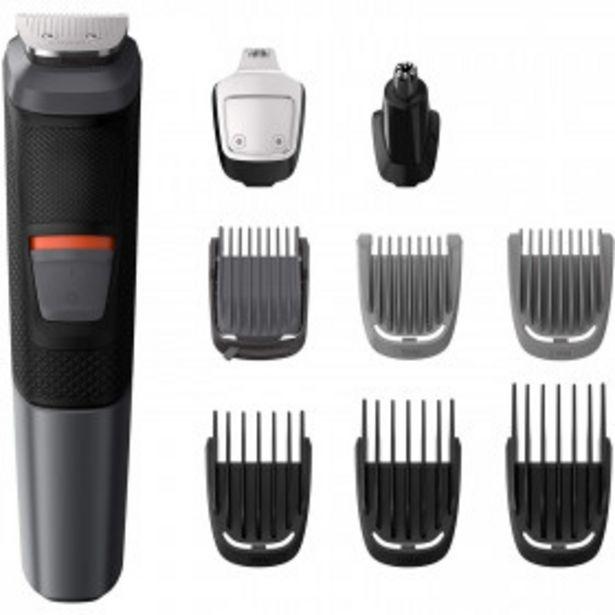 PHILIPS Tondeuse multifonction Visage et Cheveux - MG5720/18 - Noir PHILIPS offre à 29,9€