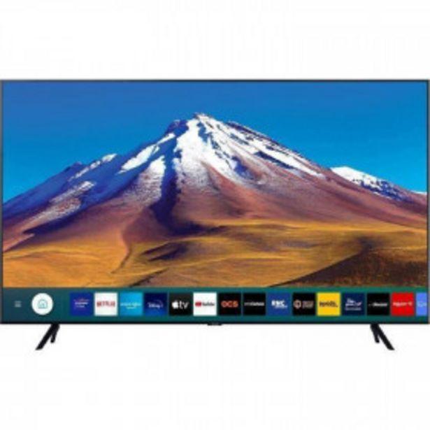 SAMSUNG TV 55TU70252020-CrystalUHD4K-SmartTV55'' SAMSUNG offre à 649€