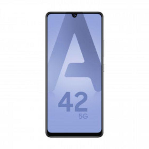 SAMSUNG Smartphone Galaxy A42 - 128 Go - Blanc SAMSUNG offre à 299€