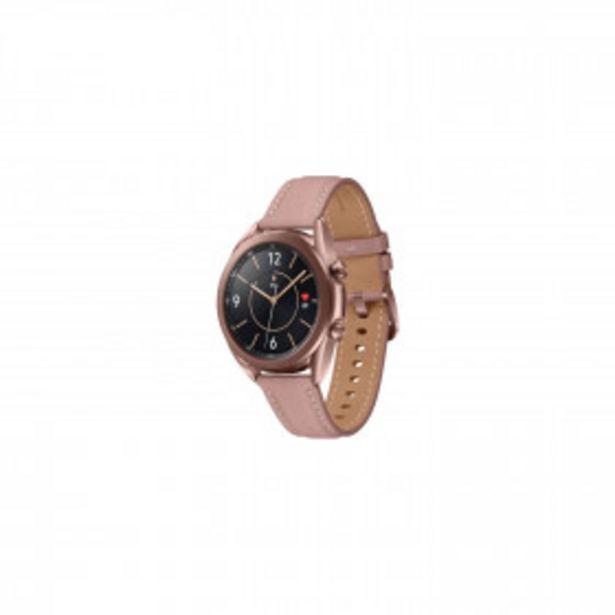 SAMSUNG Montre connectée Galaxy Watch 3  41mm SAMSUNG offre à 369€