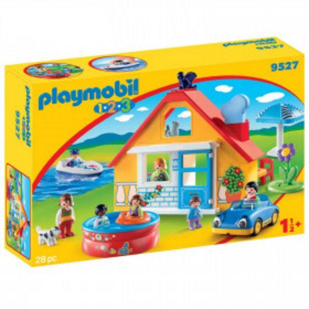 PLAYMOBIL Jouet Maison de vacances - 9527 PLAYMOBIL offre à 29,9€