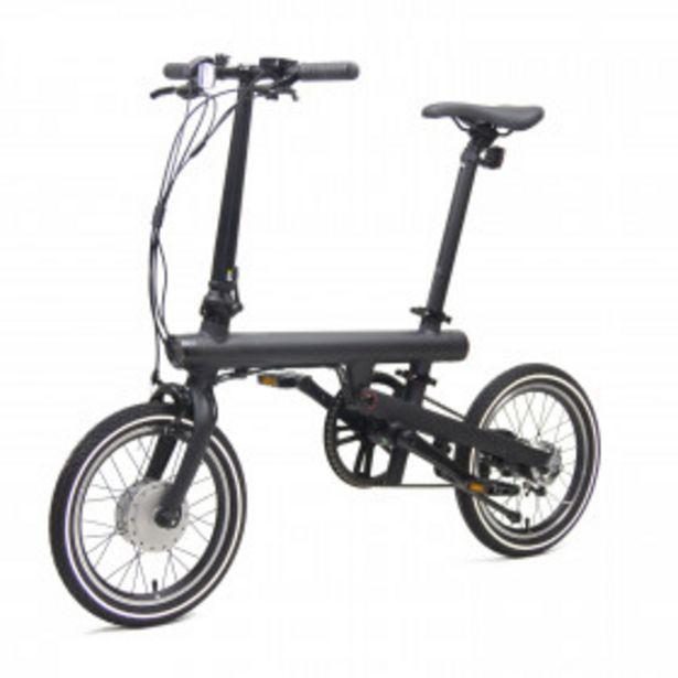 Vélo électrique pliable YZZ4016GL - Noir XIAOMI offre à 499€