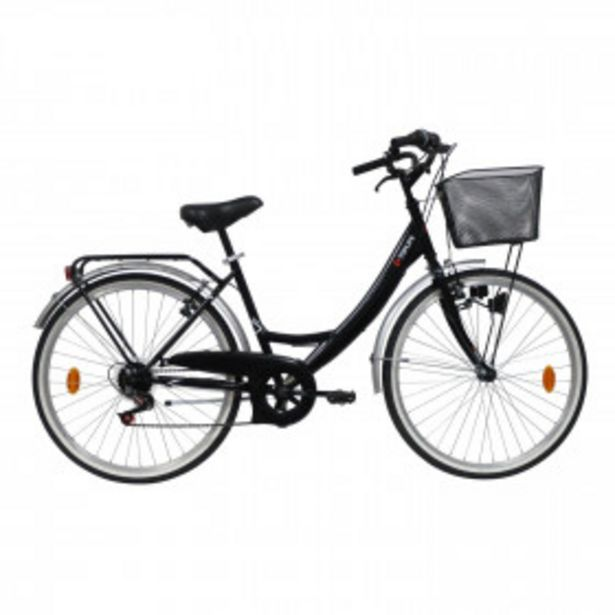 "TOPLIFE Vélo de ville 26"" TOPLIFE offre à 129€"