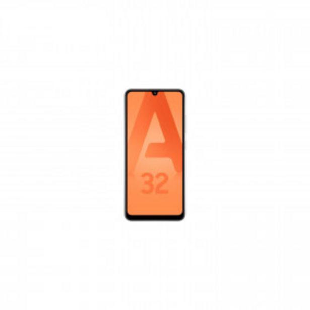 Smartphone Galaxy A32 4G  - 128 Go - Blanc SAMSUNG offre à 199,9€